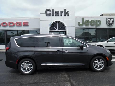 2017 Chrysler Pacifica for sale in Methuen MA