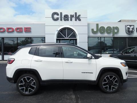 2018 Jeep Compass for sale in Methuen, MA