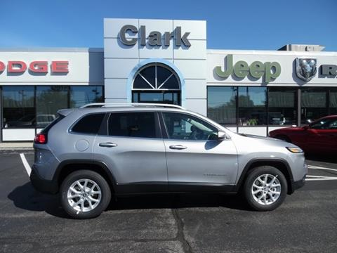 2018 Jeep Cherokee for sale in Methuen MA