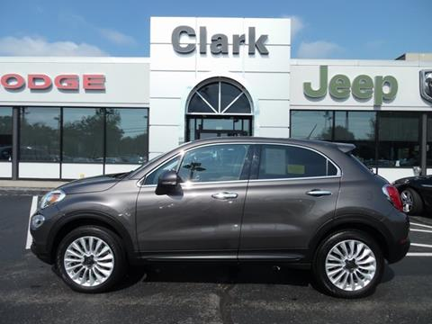 2016 FIAT 500X for sale in Methuen MA