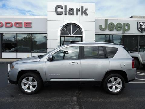 2015 Jeep Compass for sale in Methuen MA