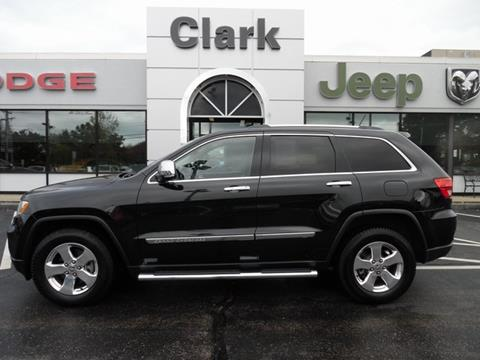 2012 Jeep Grand Cherokee for sale in Methuen, MA