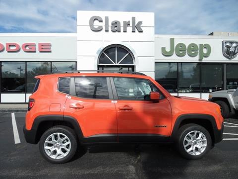 2017 Jeep Renegade for sale in Methuen MA