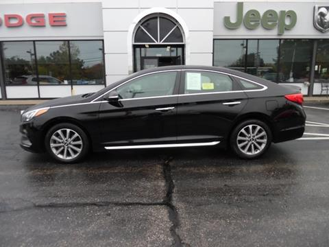 2016 Hyundai Sonata for sale in Methuen MA