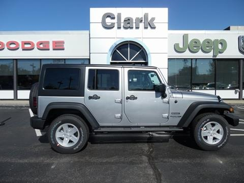 2018 Jeep Wrangler Unlimited for sale in Methuen MA
