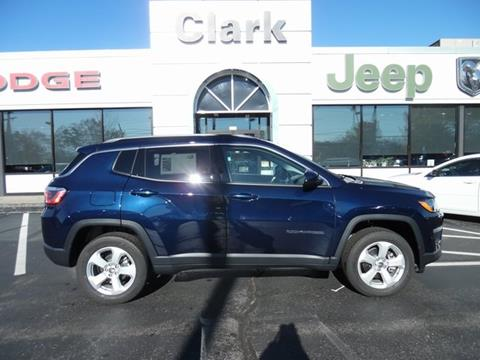 2018 Jeep Compass for sale in Methuen MA