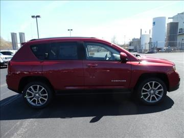 2016 Jeep Compass for sale in Methuen, MA