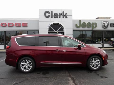 2017 Chrysler Pacifica for sale in Methuen, MA