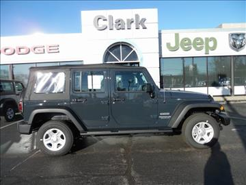 2017 Jeep Wrangler Unlimited for sale in Methuen, MA