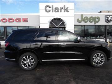 2017 Dodge Durango for sale in Methuen, MA