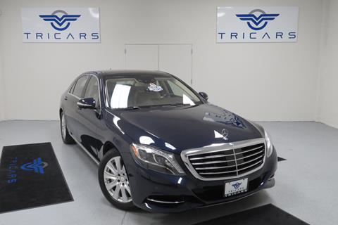 2015 Mercedes-Benz S-Class for sale in Gaithersburg, MD