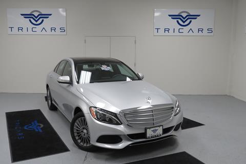 2015 Mercedes-Benz C-Class for sale in Gaithersburg, MD