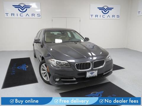 2016 BMW 5 Series for sale in Gaithersburg, MD