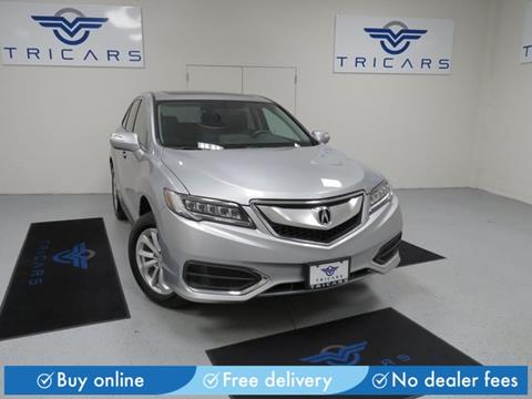 2017 Acura RDX for sale in Gaithersburg, MD