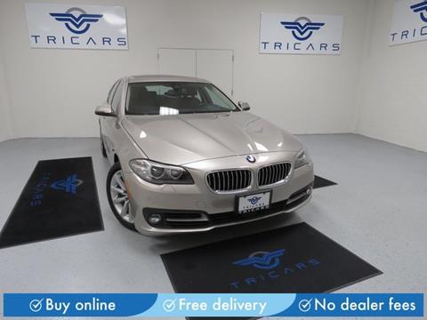 2016 BMW 5 Series for sale in Gaithersburg, MD