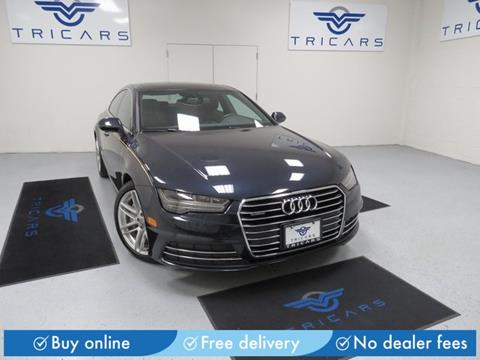2017 Audi A7 for sale in Gaithersburg, MD