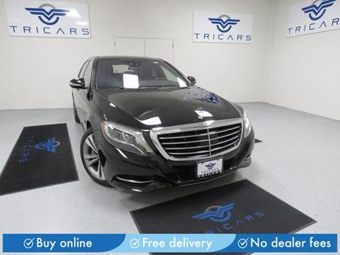2016 Mercedes-Benz S-Class for sale in Gaithersburg, MD