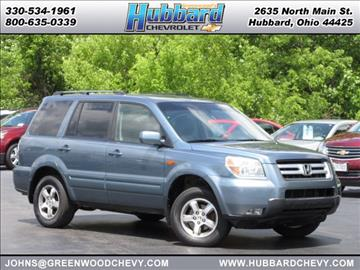 2006 Honda Pilot for sale in Hubbard, OH