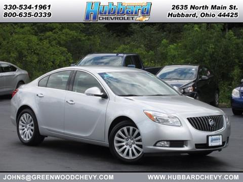 2012 Buick Regal for sale in Hubbard, OH