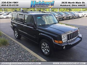 2007 Jeep Commander for sale in Hubbard, OH
