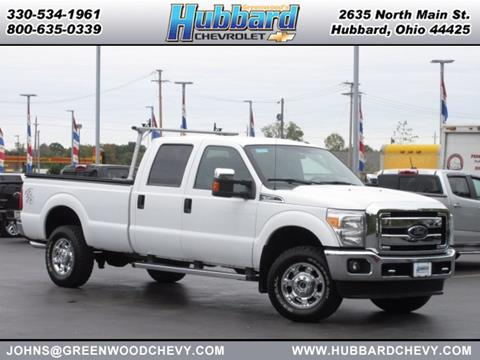 2014 Ford F-350 Super Duty for sale in Hubbard, OH