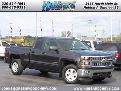 2015 Chevrolet Silverado 1500 for sale in Hubbard, OH