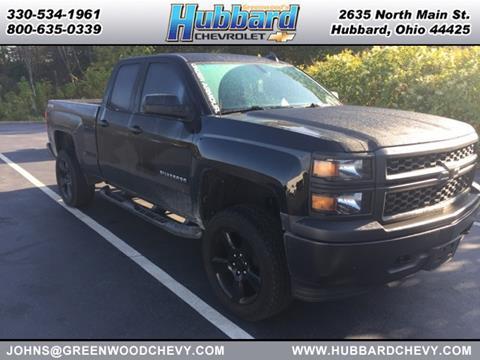 2015 Chevrolet Silverado 1500 for sale in Hubbard, OH