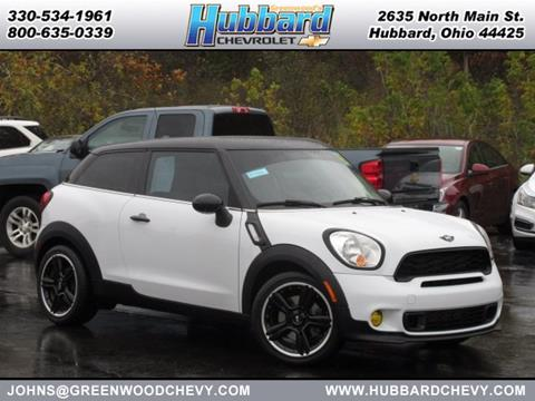 2013 MINI Paceman for sale in Hubbard, OH