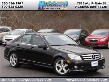 2010 Mercedes-Benz C-Class for sale in Hubbard, OH