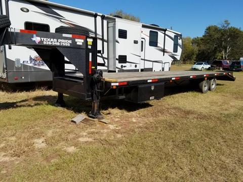 2012 TEXAS PRIDE 40' GOOSENECK for sale in Henderson, TX