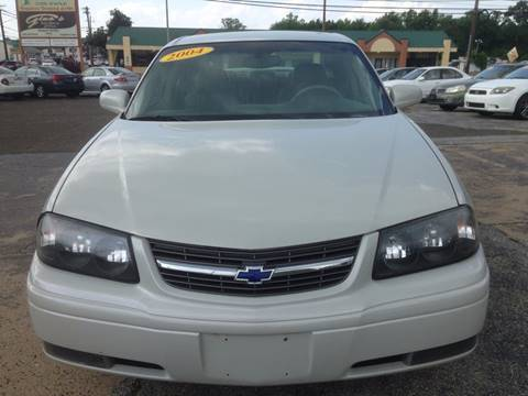 2004 Chevrolet Impala for sale in Jeffersonville, PA