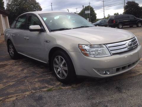 2009 Ford Taurus for sale in Jeffersonville, PA