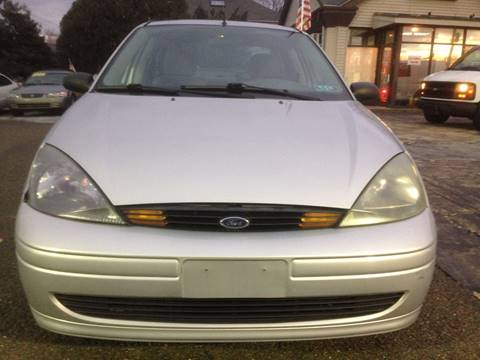 2004 Ford Focus for sale in Jeffersonville, PA