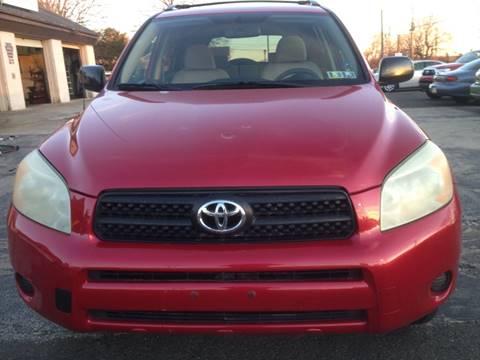2006 Toyota RAV4 for sale in Jeffersonville PA