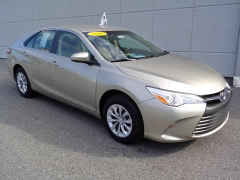 2017 Toyota Camry for sale in Florence, SC