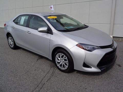 2017 Toyota Corolla for sale in Florence, SC