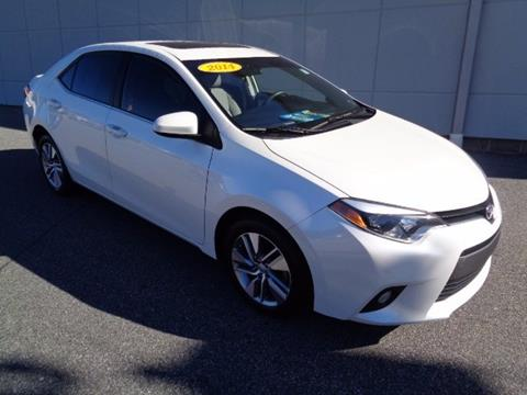 2014 Toyota Corolla for sale in Florence, SC