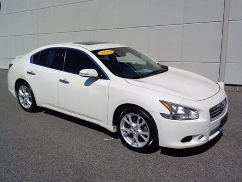 2012 Nissan Maxima for sale in Florence, SC