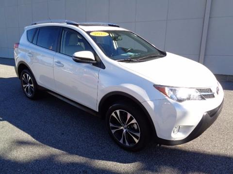2015 Toyota RAV4 for sale in Florence, SC