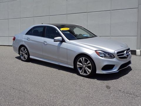 2016 Mercedes-Benz E-Class for sale in Florence, SC
