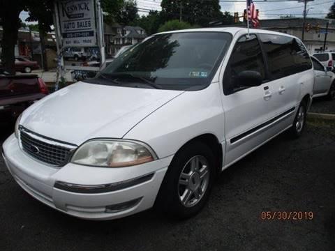 2002 Ford Windstar for sale in Glenside, PA