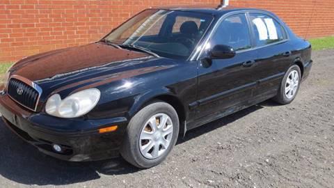 2004 Hyundai Sonata for sale in Greensboro, NC