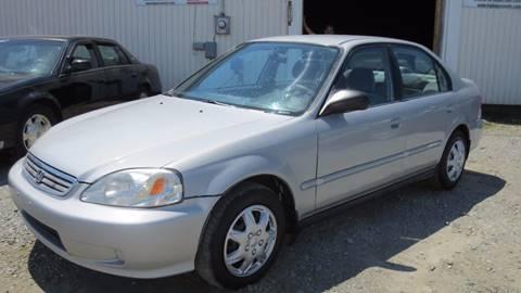 1999 Honda Civic for sale in Greensboro, NC