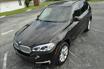 2016 BMW X5 for sale at Supreme Automotive in Land O Lakes FL