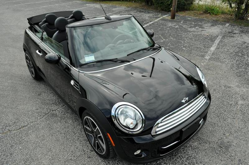 2015 MINI Convertible for sale at Supreme Automotive in Land O Lakes FL