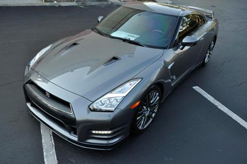 2016 Nissan GT-R for sale at Supreme Automotive in Land O Lakes FL