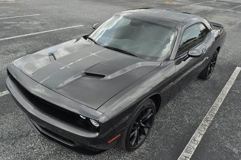 2016 Dodge Challenger for sale at Supreme Automotive in Land O Lakes FL