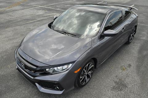 2017 Honda Civic for sale at Supreme Automotive in Land O Lakes FL