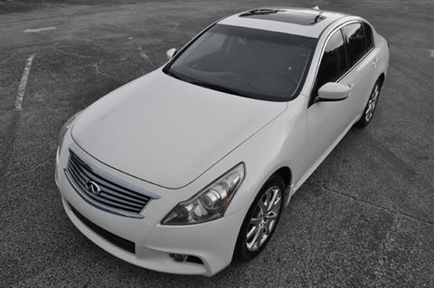Infiniti G37 For Sale In Russellville Ky Carsforsale