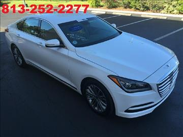 2016 Hyundai Genesis for sale at Supreme Automotive in Land O Lakes FL